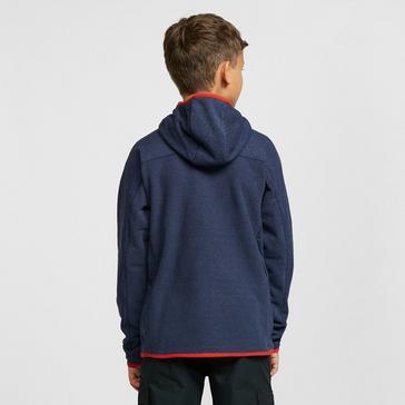 NAVY Craghoppers Kids' Kacey Hooded Jacket