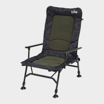 Camouflage Dam CamoVision Adjustable Chair with Armrests