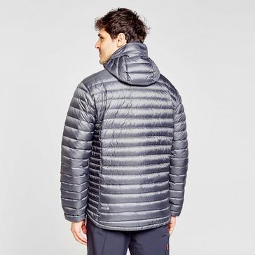 Grey Rab Men's Microlight Alpine ECO Down Jacket