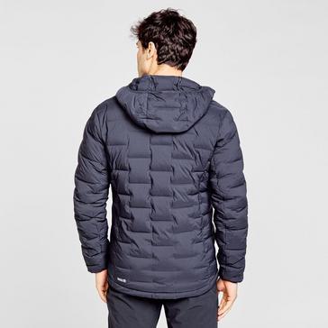 Black Rab Men's Cubit Stretch Down Hooded Jacket
