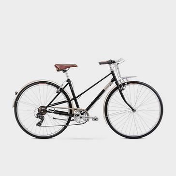 "Black Romet Women's Mixte 20"" Bike"