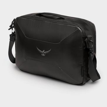 Black Osprey Transporter Boarding Bag