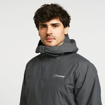 Grey Berghaus Men's Stormcloud Waterproof Jacket