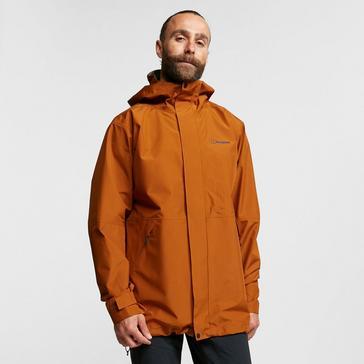 Brown Berghaus Men's Charn Jacket