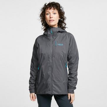 Grey Rab Women's VR Summit Jacket