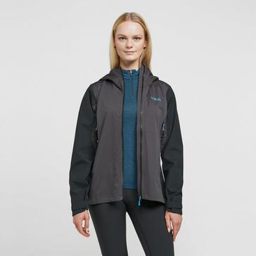 Black Rab Women's Kinetic Alpine 2.0 Waterproof Jacket