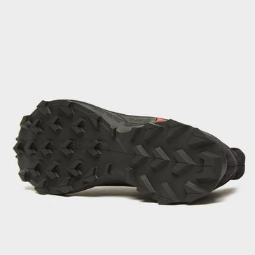 Black Salomon Men's Alphacross 3 Gore-Tex Trail Running Shoe