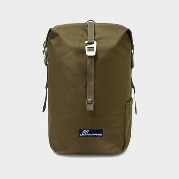 Khaki Craghoppers 16L Kiwi Classic Rolltop Backpack
