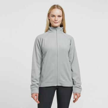 Grey Berghaus Women's Hartsop Full-Zip Fleece