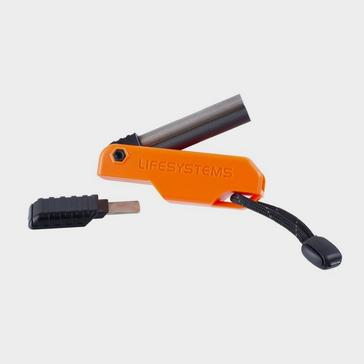 Black Lifesystems Dual Action Fire Starter
