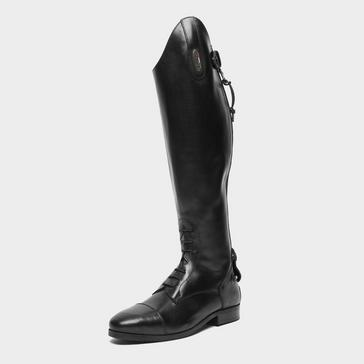 Black BROGINI Women's Capitoli V2 Riding Boots