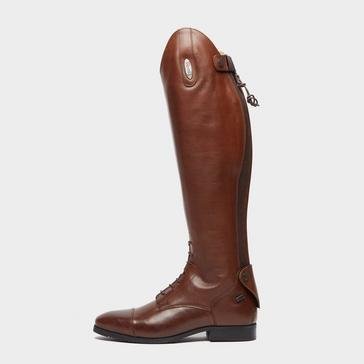 Brown BROGINI Women's Capitoli V2 Riding Boots