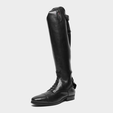 Black BROGINI Men's Capitoli V2 Riding Boots