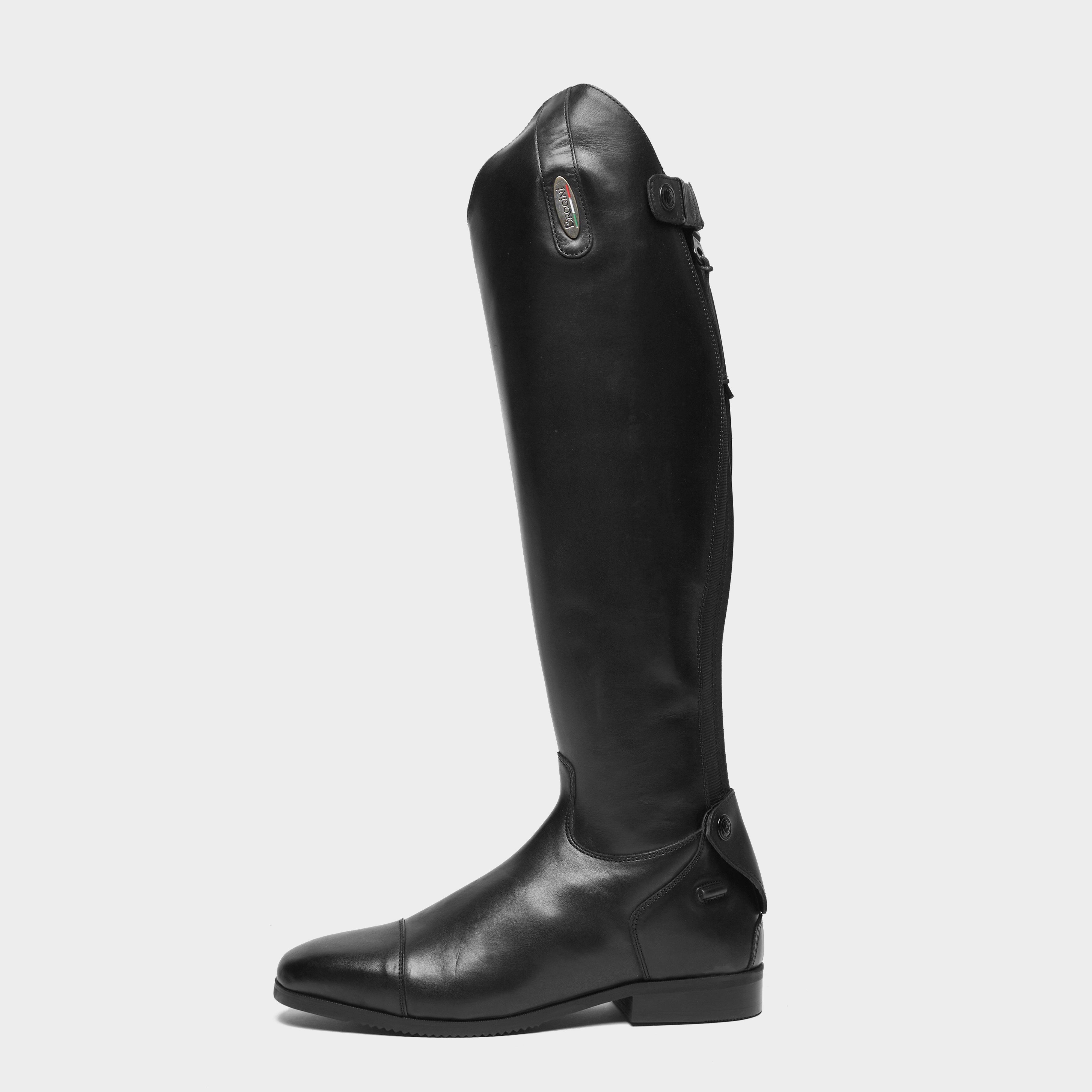 Brogini Women's Ostuni V2 Riding Boots - Black, Black