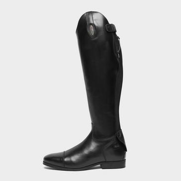 Black BROGINI Men's Ostuni V2 Riding Boots