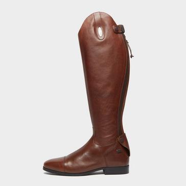 Brown BROGINI Men's Ostuni V2 Riding Boots
