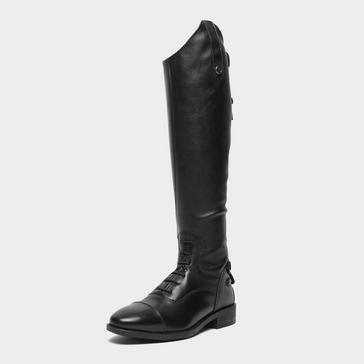 Black BROGINI Women's Como V2 Riding Boots