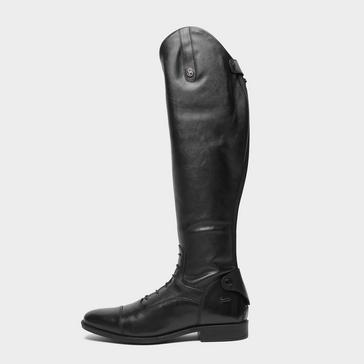 Black BROGINI Men's Como V2 Riding Boots