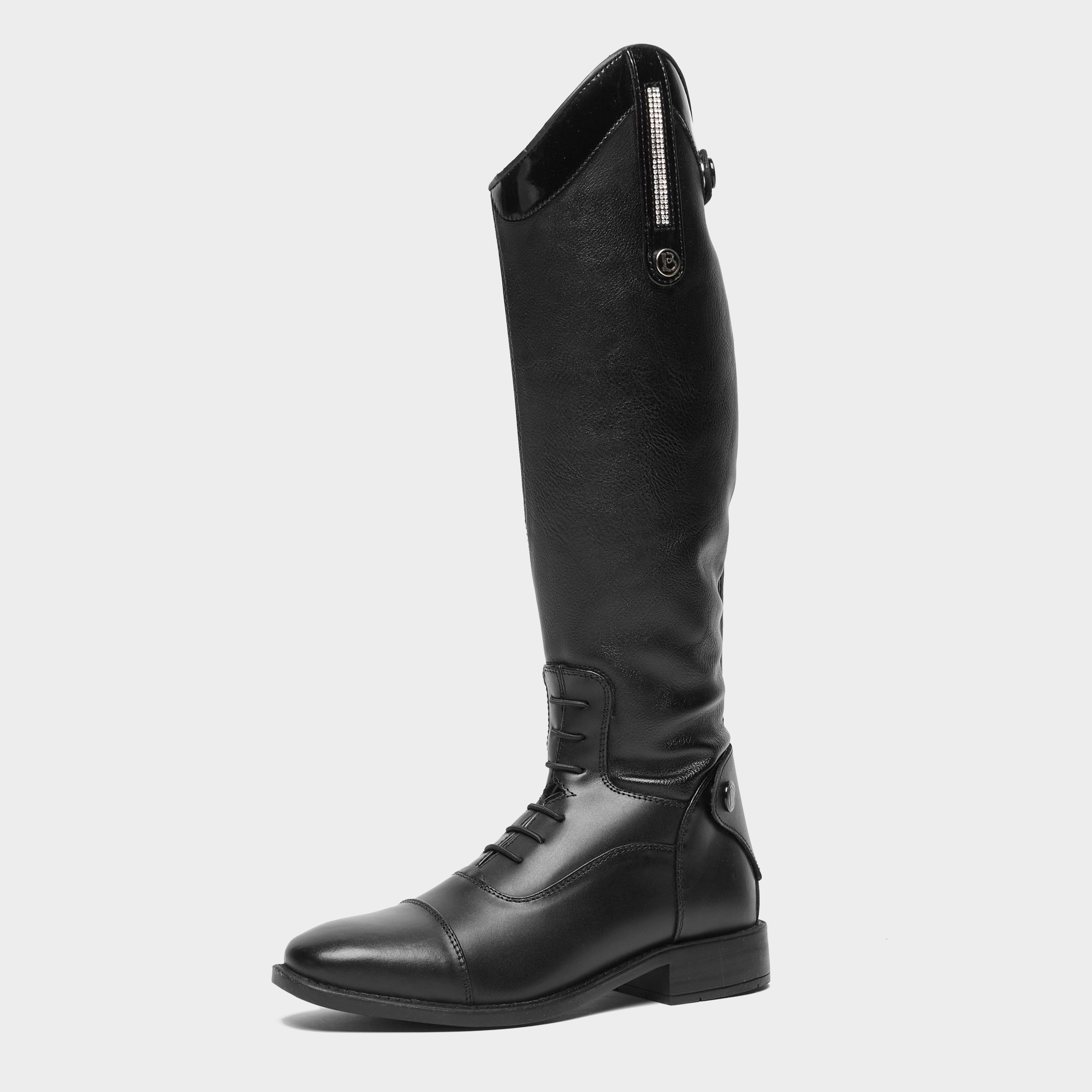 Brogini Kids Como Piccino Boot - Black/Black, Black