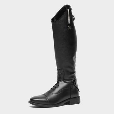 Black BROGINI Kids Como Piccino Boot