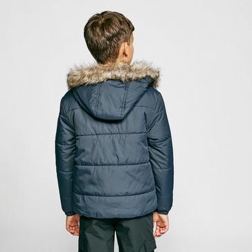 Navy Regatta Kids' Parvaiz Insulated Jacket