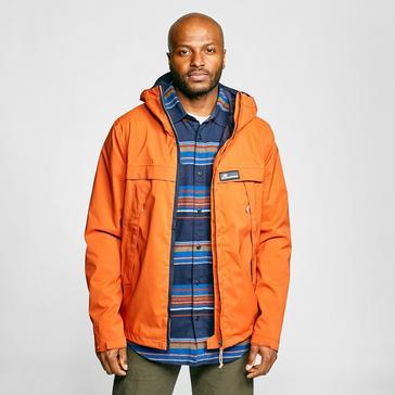 Orange Craghoppers Men's Lannister Jacket