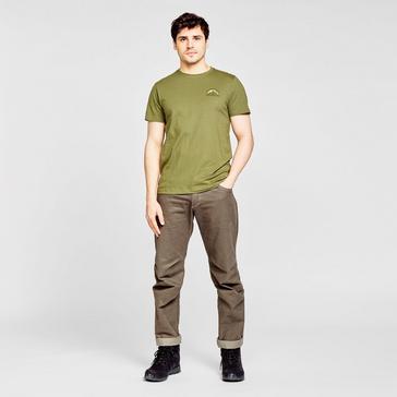 Green Craghoppers Men's Mightie T-Shirt