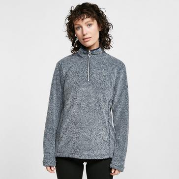 Navy Regatta Women's Taryn Half Zip Fleece