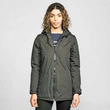 Black Regatta Women's Bergonia II Waterproof Insulated Jacket