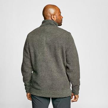 Grey Craghoppers Men's Ramsay Overhead Fleece Jacket