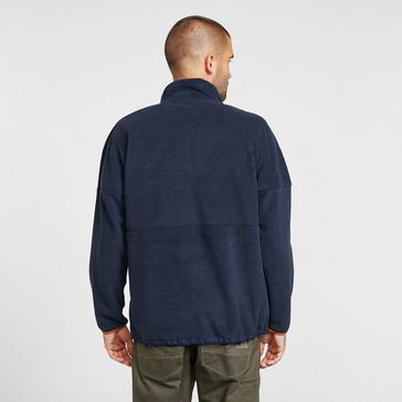 Navy Craghoppers Men's Whitlaw Half Zip Fleece