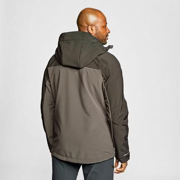 Black Craghoppers Men's Tripp Hooded Jacket