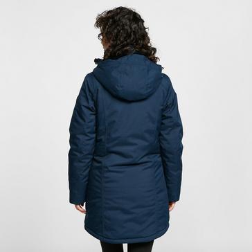 NAVY Regatta Women's Voltera III Waterproof Jacket