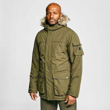 Green Regatta Men's Salinger II Waterproof Insulated Jacket