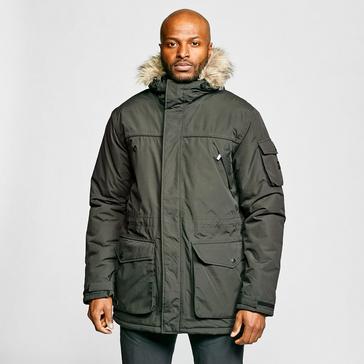 Black Regatta Men's Salinger II Waterproof Insulated Jacket