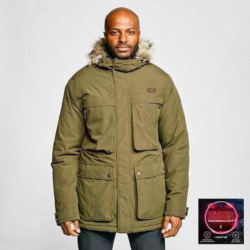 Green Regatta Men's Volter Waterproof Insulated Parka Jacket
