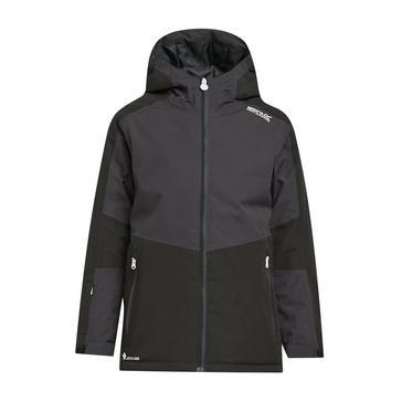 Black Regatta Kids' Beamz Jacket