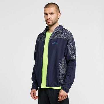 NAVY Ronhill Men's Life Nightrunner Jacket