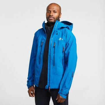 BLUE Mountain Equipment Men's Changbang Jacket