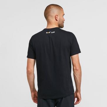 Black Montane Men's Geometry T-Shirt