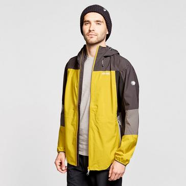 YELLOW Regatta Men's Imber IV Waterproof Jacket