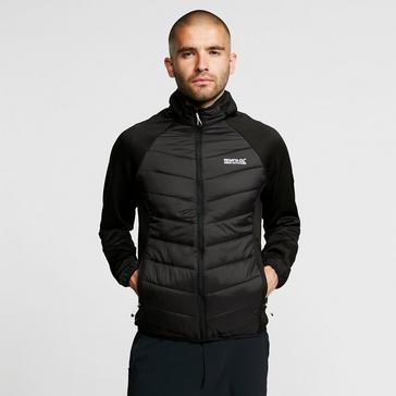 Black Regatta Men's Bestla Hybrid Jacket