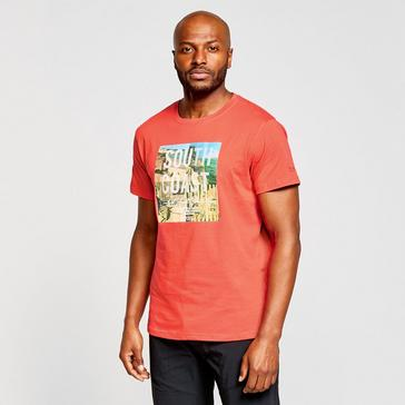 Regatta Men's Cline IV True Red Coast T-Shirt