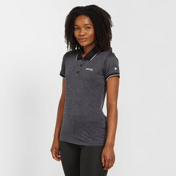Grey Regatta Women's Remex II Polo Shirt