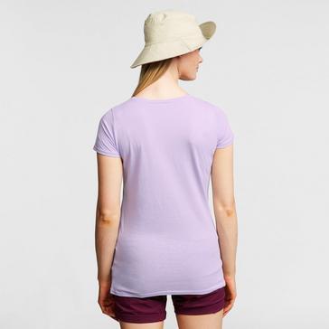 PURPLE Regatta Women's Carlie T-shirt
