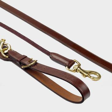 Whitaker Leather Rope Draw Reins
