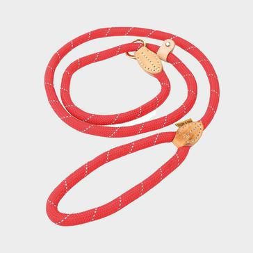RED Shires Digby & Fox Reflective Slip Dog Lead