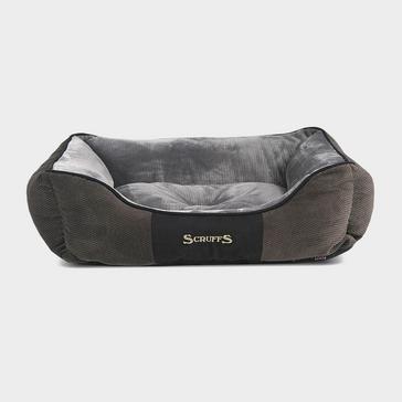 Grey SCRUFFS Chester Dog Bed Medium