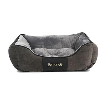 Grey SCRUFFS Chester Dog Bed Small