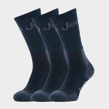 BLUE Jeep Men's Luxury Boot Socks